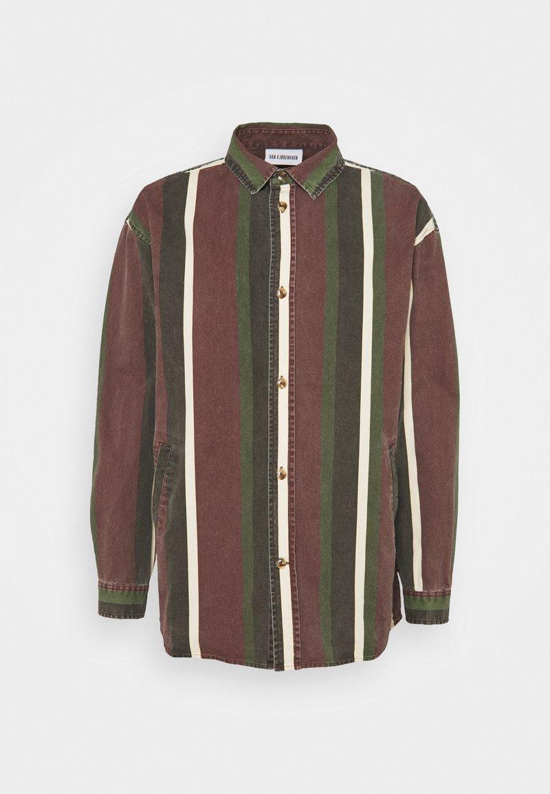 Han Kjøbenhavn - SHIRT JACKET - Summer jacket - multicoloured