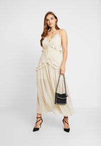 Thurley - ZETTA DRESS - Suknia balowa - creme/black - 2
