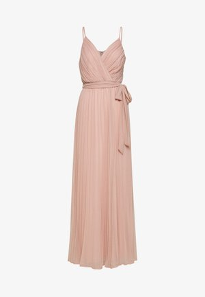 PERFECT STRAP GOWN - Vestido de fiesta - dusty pink