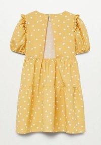 Mango - Day dress - mosterd - 1
