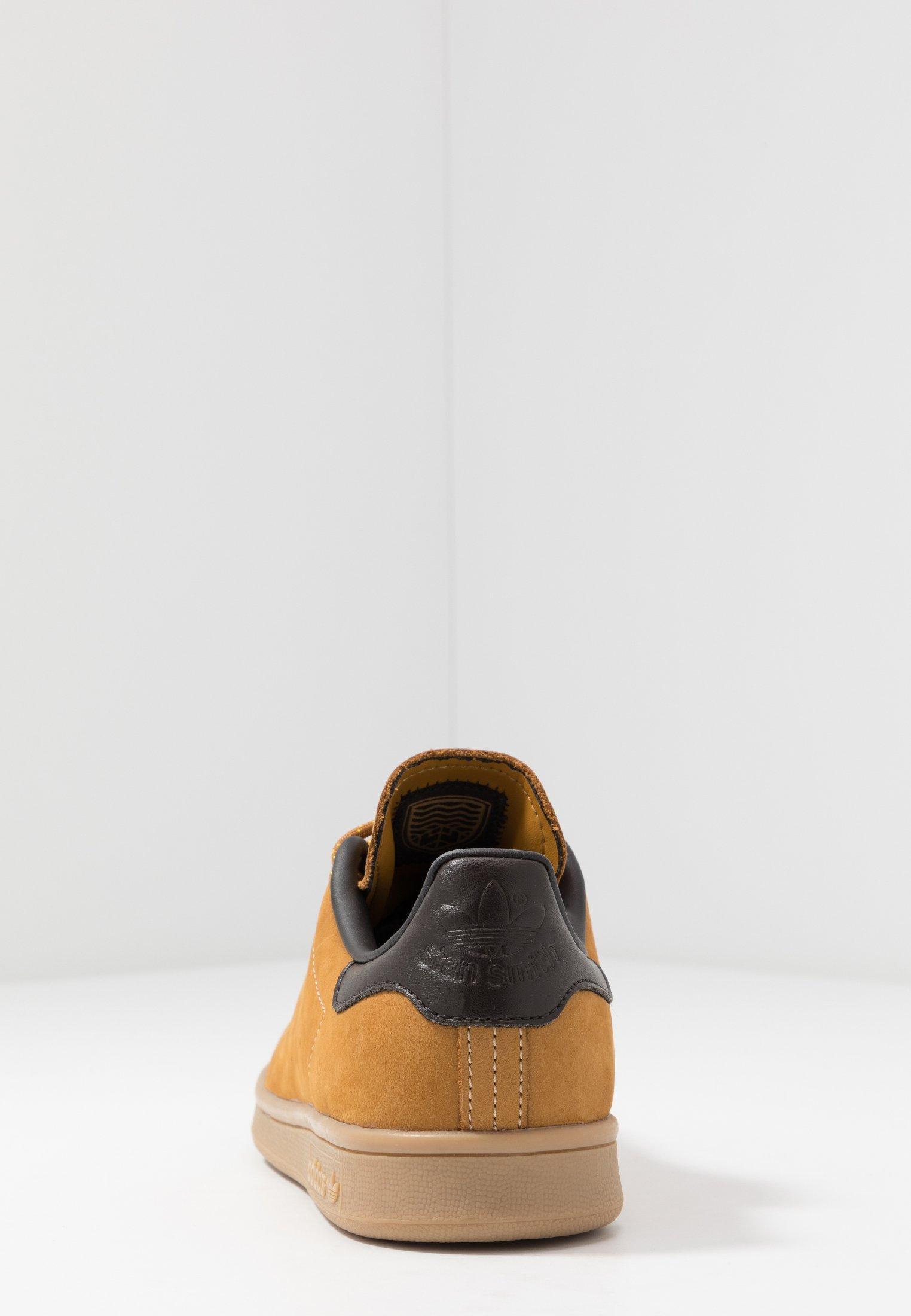 adidas Originals STAN SMITH - Joggesko - trace cargo/mesa/night brown