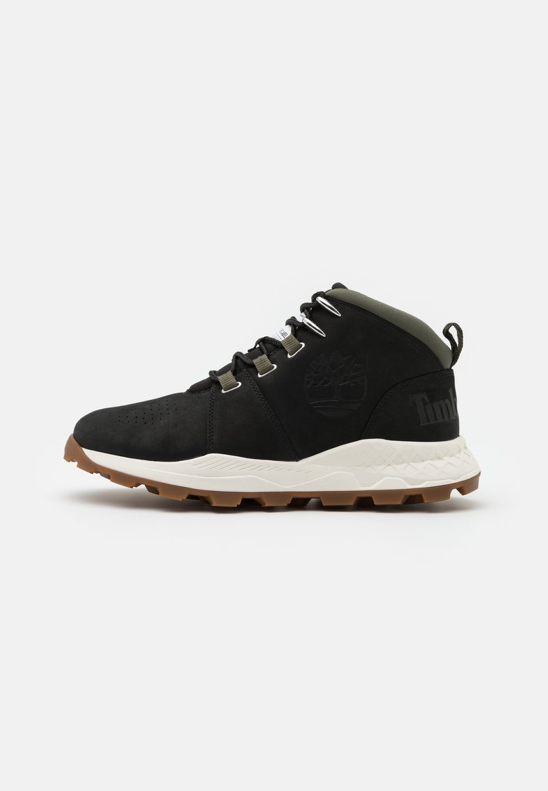 Timberland - BROOKLYN CITY MID - High-top trainers - black