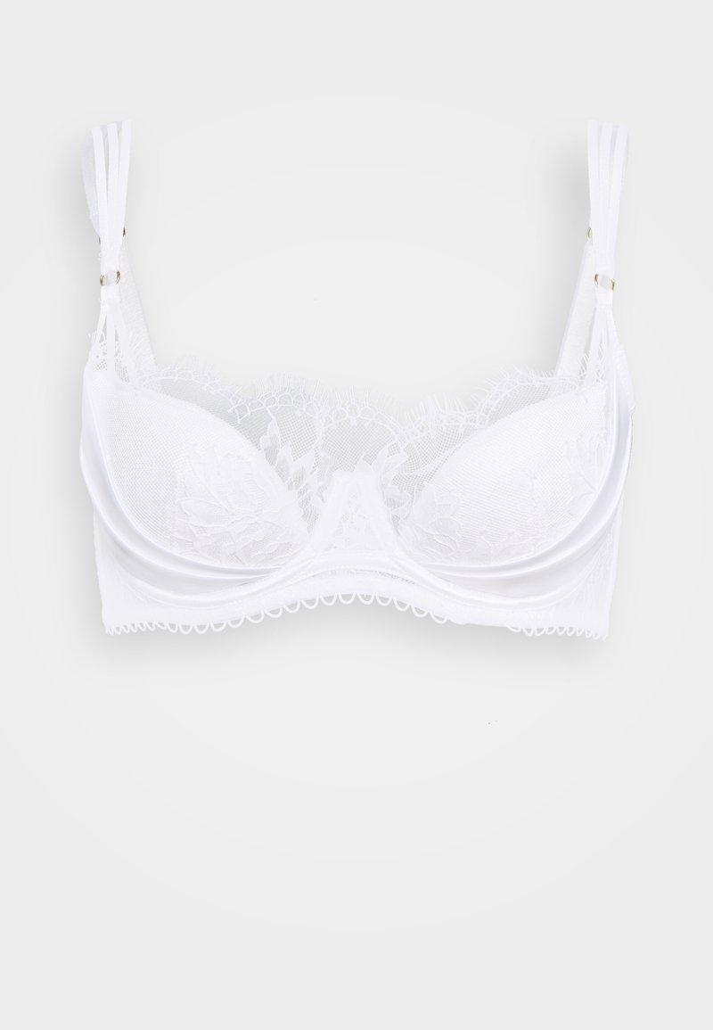 Ann Summers - THE BLOSSOM PLUNGE - Underwired bra - white