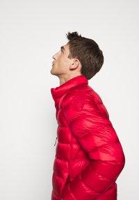 Blauer - GIUBBINI CORTI  - Down jacket - dark red - 3