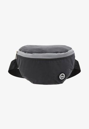 BUMBAG - REFLECTIVE CHARCOAL - Handbag - black