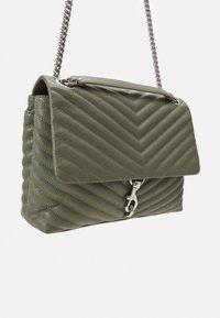 Rebecca Minkoff - EDIE FLAP SHOULDER - Handbag - mist - 3