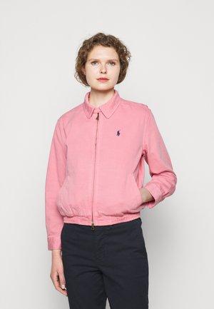 MONTAUK - Jeansjakke - ribbon pink