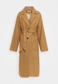 SANTO COAT - Classic coat - taupe