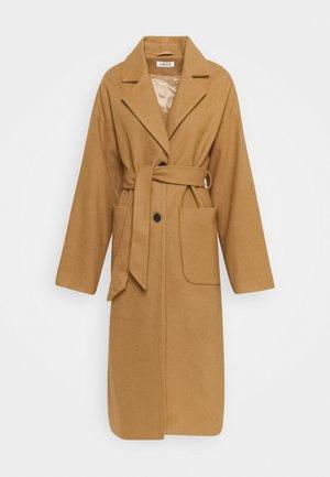 SANTO COAT - Klasický kabát - taupe