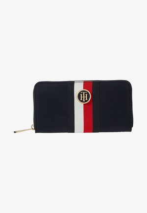 POPPY CORP - Wallet - blue