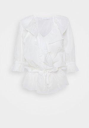MAUREEN THINKTWICE - Camicetta - bright white