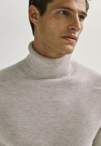 Massimo Dutti - Trui - beige - 2