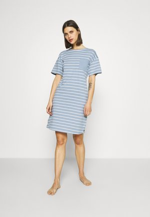 STRIPE - Nightie - blue mix