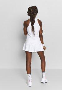 Ellesse - TRIONFO - Sports skirt - white - 2