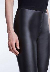 SET - Leggings - Trousers - black - 3