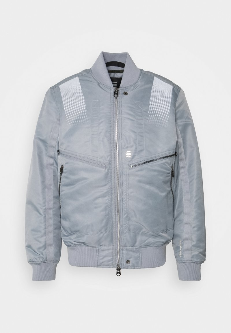 G-Star - TRANSITIONAL - Bomber Jacket - lune/grey