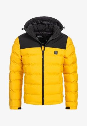EBERHARDY - Winter jacket - lemon pie