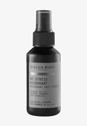 DE-STRESS DEODORANT 100ML - Lichaamsscrub - -