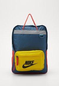Nike Sportswear - TANJUN UNISEX - Tagesrucksack - thunderstorm/speed yellow/black - 0