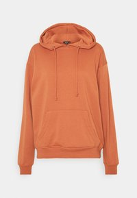 Missguided - HOODIE SET - Sweatshirts - rust - 2