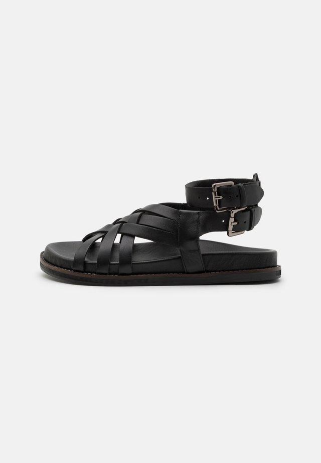 SAMARA - Sandaler - black