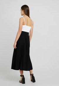 Anna Field Petite - A-line skirt - black - 2