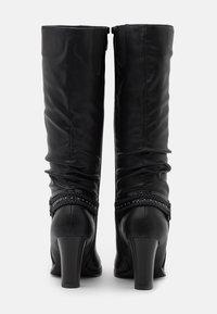 Wallis Wide Fit - WIDE FIT WILD - Boots - black - 3