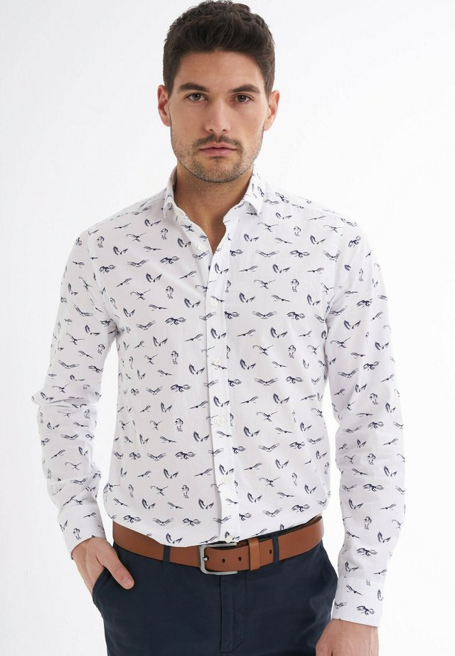 TOMMASO - Shirt - white