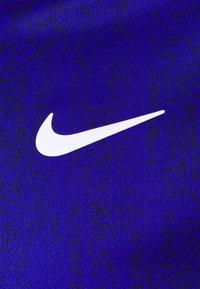 Nike Performance - DRY VICTORY - Triko spotiskem - concord/black/white - 2