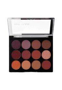 Nip+Fab - Eyeshadow Palette  - Lidschattenpalette - fired up - 1