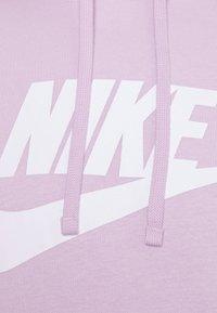 Nike Sportswear - CLUB HOODIE - Hoodie - iced lilac - 5