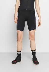 Gore Wear - HAKKA WOMENS - Tights - black/graystone - 0