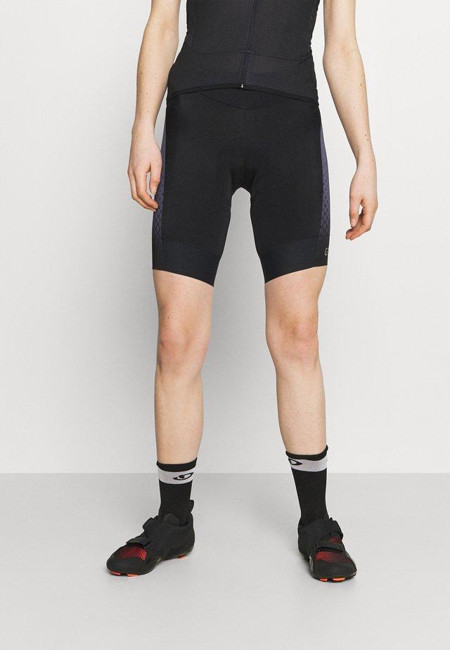 HAKKA WOMENS - Leggings - black/graystone