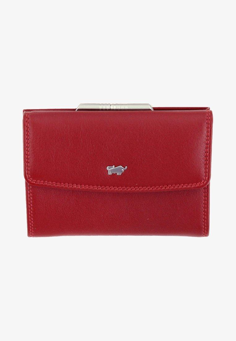 Braun Büffel - Wallet - red