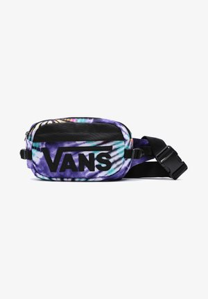 UA ALISO II HIP PACK - Bum bag - new age purple tie dye