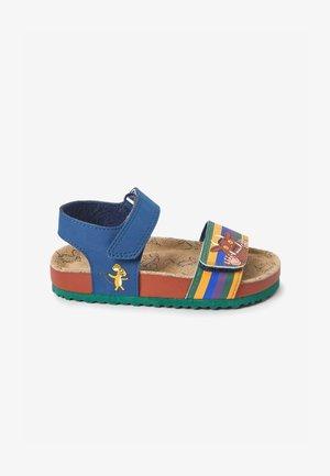 Chodecké sandály - blue