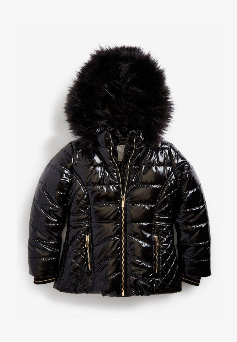 Next - Zimní bunda - black