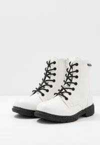 Kappa - DEENISH - Outdoorschoenen - white/black - 2