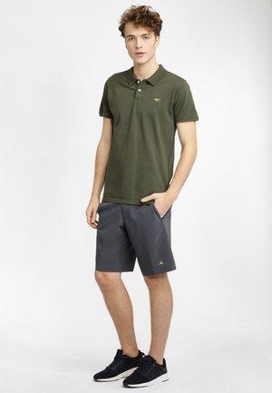 HYBRID MARQ - Swimming shorts - asphalt