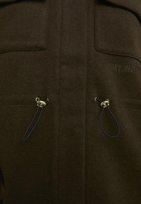 Han Kjøbenhavn - DESK JACKET - Short coat - army - 4