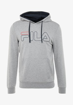 HOODY WILLIAM - Luvtröja - light grey melange