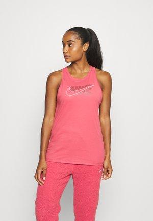 TANK ICON CLASH - Koszulka sportowa - archaeo pink