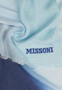 Missoni - Sjal / Tørklæder - light blue - 2