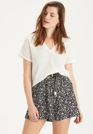 MAY SHORTSLEEVE TOP - Blouse - white