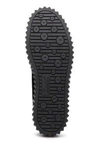 Voile Blanche - BETH - Platform ankle boots - schwarz - 5
