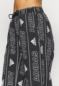 adidas Performance - BOS PANT - Pantalones deportivos - black/white - 4