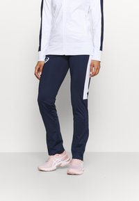 ASICS - WOMAN SUIT - Tracksuit - real white - 3