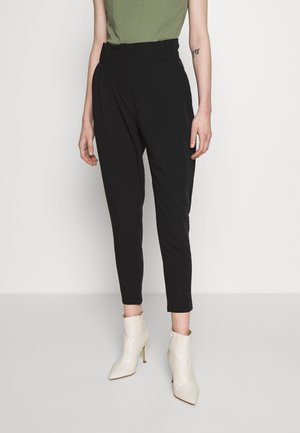 WAR OF THE ROSES PANT - Trousers - black