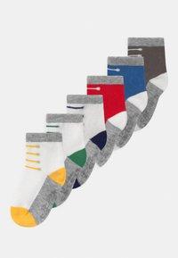 Carter's - SNEAKER 6 PACK UNISEX - Socks - multi coloured - 0