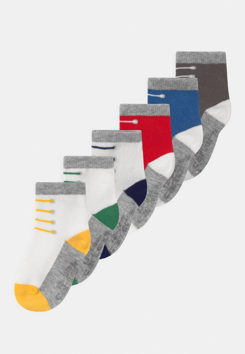 Carter's - SNEAKER 6 PACK UNISEX - Socks - multi coloured